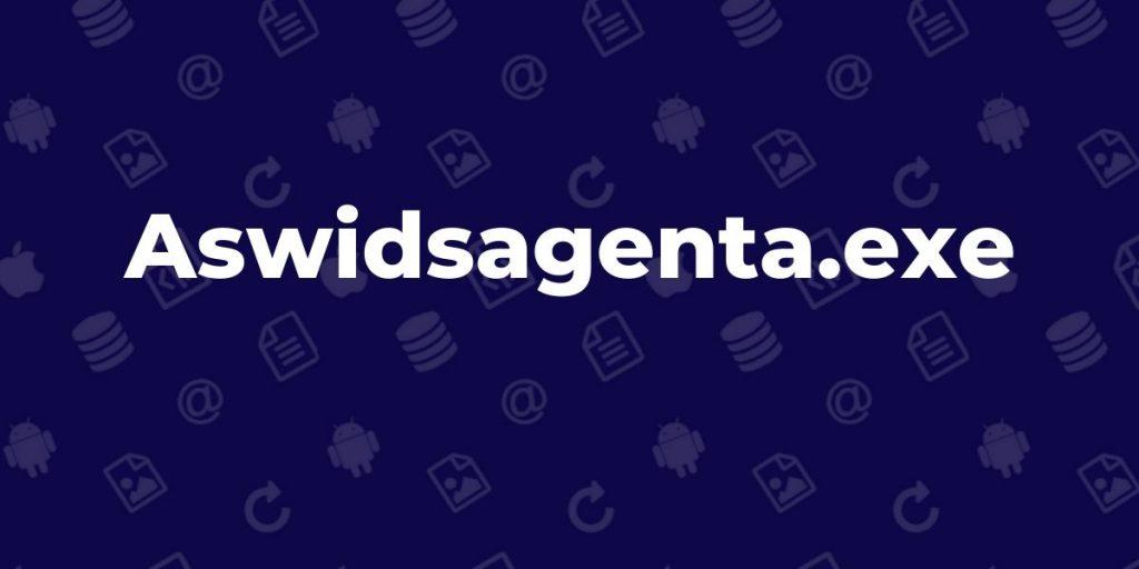 Aswidsagenta.exe