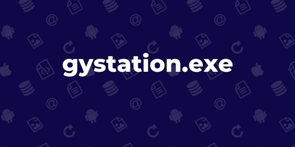 GyStation.exe | Gyazo Station Issues Explored