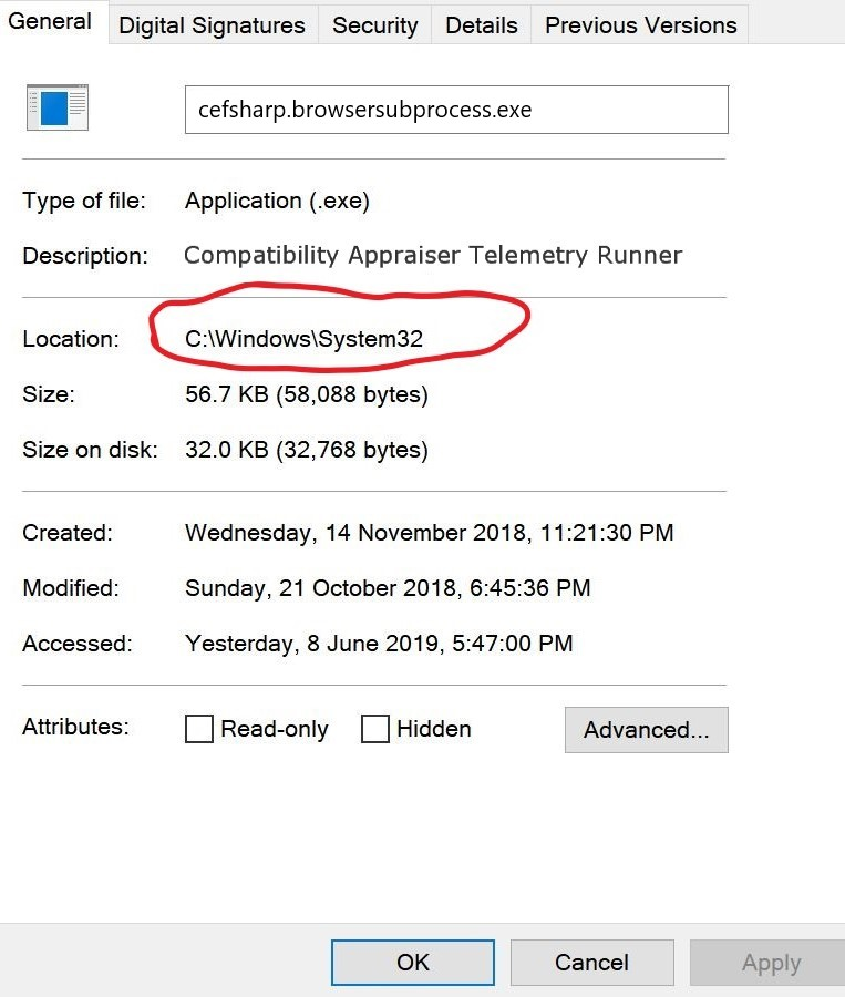 cefsharp.browsersubprocess.exe location check
